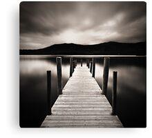 The Lake I Canvas Print