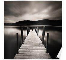 The Lake I Poster