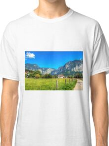 Obertraun walks 1 Classic T-Shirt
