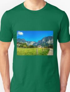 Obertraun walks 1 T-Shirt