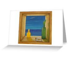 Sea View 2 Greeting Card