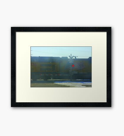 Sterling, IL Framed Print