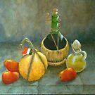 Sicilian Table by Allegretto