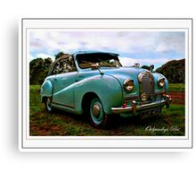 Hereford Coupe Canvas Print