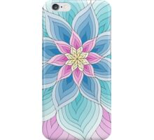 Monroe Pink Blue iPhone Case/Skin