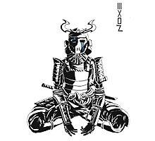 Shogun Of Sorrow Photographic Print