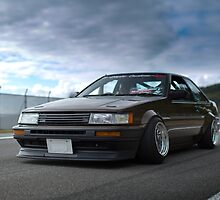 Takahashi AE86 by dohcresearch