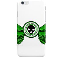 Sookie Wings Logo Green iPhone Case/Skin