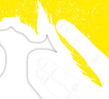Hand of the Werewolf Sticker