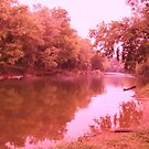 Lake of Many Colors by teresa731