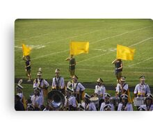 Sterling Football Canvas Print
