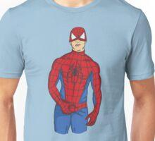 Spidy tease Unisex T-Shirt