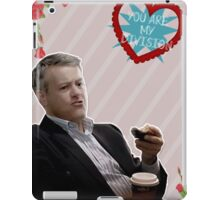 You Are My Division iPad Case/Skin