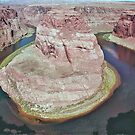 Horseshoe Bend, Colorado River, Arizona, USA by Adrian Paul