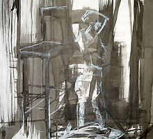 Figure with Chair by jail77