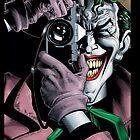 The Joker Killing Joke  by Franky4Fingers