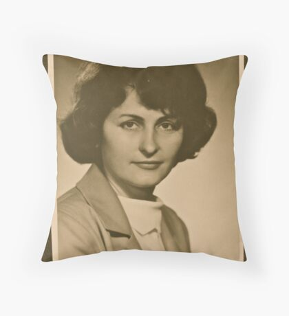 ❤‿❤ . My Mother - 1962 . Brown Sugar Life Book Story . Favorites: 2 Views: 806..  Bardzo dziękuję ! Thank you dear friends! Hold Your Memories. Buy what you like! Throw Pillow