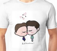 Kurtbastian Kisses Unisex T-Shirt