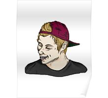 luke hemmings Poster