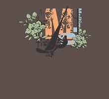 Windsurfing flower Unisex T-Shirt