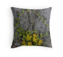 Finnish Stone dream Throw Pillow