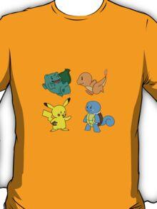 Original Three Plus 1 T-Shirt
