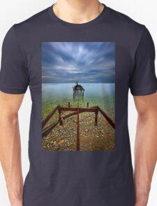 The rust never sleeps Unisex T-Shirt