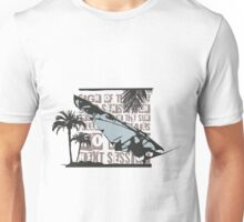 Windsurf Text Graphic Unisex T-Shirt