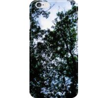Looking up to Paint iPhone Case/Skin