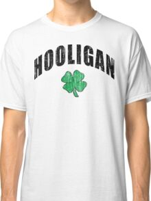 "Irish ""Hooligan"" Classic T-Shirt"