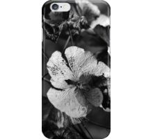 Dried out beauty iPhone Case/Skin