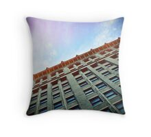 Cityscapes - Life Stories Throw Pillow