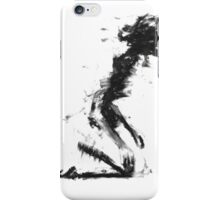Woman abstract 2 iPhone Case/Skin