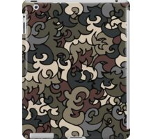 Military pattern iPad Case/Skin