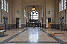 Union Station Kansas City  by John  Kapusta