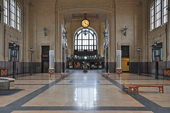 Union Station Kansas City  by John  Kapusta