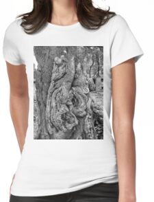 Trunk Womens Fitted T-Shirt