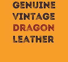 Dragon Leather Unisex T-Shirt