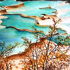 Turquoise Terraces (sold) by bettymmwong