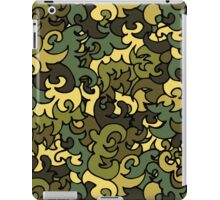 Military pattern. iPad Case/Skin