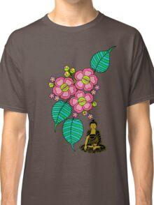 Buddha Under the Bodhi Tree Classic T-Shirt