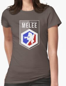 Smash Melee - Fox Womens Fitted T-Shirt