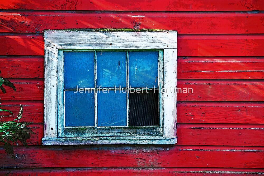 One Pane Missing by Jennifer Hulbert-Hortman