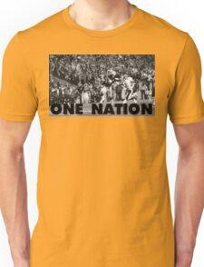 ONE NATION Unisex T-Shirt
