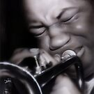Clifford Brown by Artist Soap