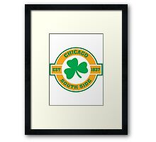 Chicago South Side Irish Framed Print