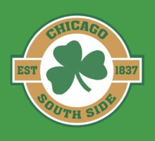 Chicago South Side Irish Baby Tee