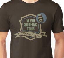 Windsurfing Tour Winter Series Unisex T-Shirt