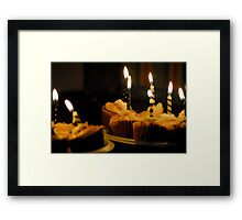 Happy Birthday to you... Framed Print