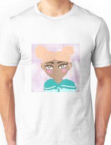Cyan Unisex T-Shirt